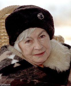 Danuta Szaflarska nie mogła żyć bez sceny. Przeżyła 102 lata