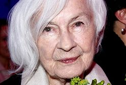 Danuta Szaflarska: zmarła nestorka polskiego teatru i kina. Miała 102 lata