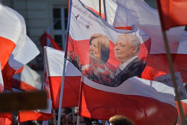 Warszawa bez alei Lecha Kaczyńskiego? Jacek Sasin wyraźnie zaprzecza