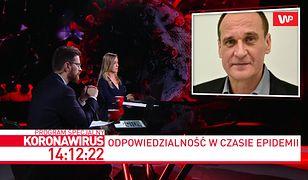 Koronawirus w Polsce. Paweł Kukiz: tarcza antykryzysowa jest zła