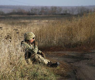 """Wojna w Donbasie. """"Prorosyjscy separatyści atakują ukraińskie wojsko"""""""