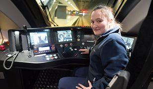 Pierwsza kobieta maszynista w PKP Intercity