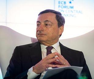 Uśmiech Draghiego