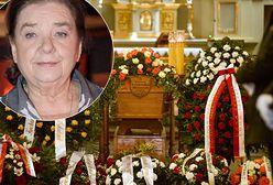 Pogrzeb Katarzyny Łaniewskiej. Rodzina aktorki miała jedną prośbę
