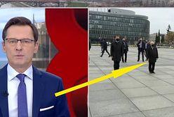 TVP Info przerwało program, by pokazać Kaczyńskiego. Kuriozalna sytuacja na antenie