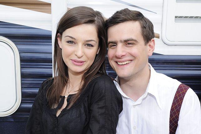 Antoni Pawlicki i Agnieszka Więdłocha pracują na roli. Poszli w ślady Barona