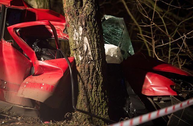 Śmiertelny wypadek w Zgierzu. Nie żyje pasażer