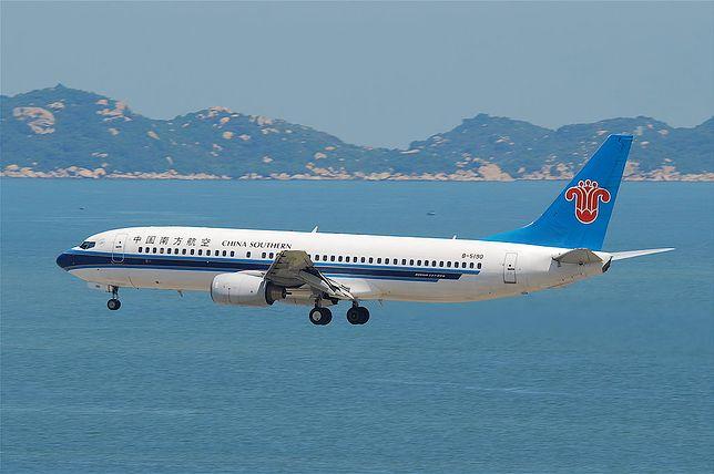 Flota China Southern Airlines należy do najliczniejszych na świecie