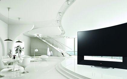 LG chwali się najdroższym telewizorem w Polsce