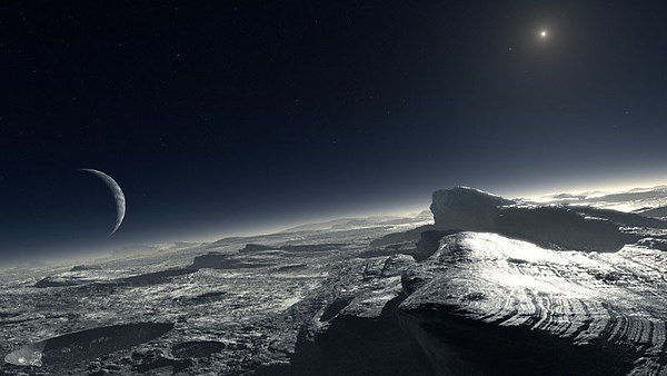 Sonda New Horizons wybudzona. Po raz pierwszy ludzie zbadają Plutona