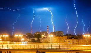 Prognoza pogody na 22 maja - silne burze na wschodzie