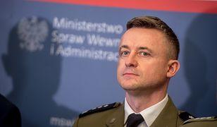 Kulisy rezygnacji wiceszefa BOR. Tomasz Kędzierski miał powoływać się na matkę prezesa PiS