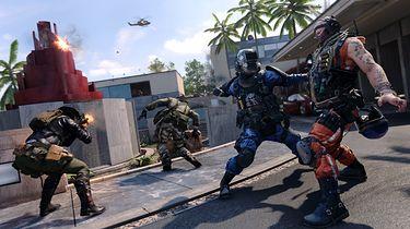 Twórcy Call of Duty życzą wesołych świąt i mają prezent. Podwójny exp do 28 grudnia