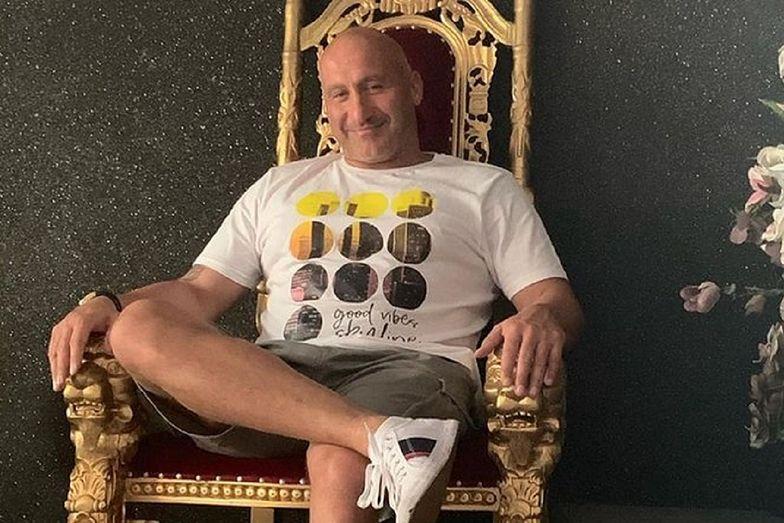 """Marcin Najman nie odpuszcza. """"Don Kasjo"""" znów pod ostrzałem celebryty"""