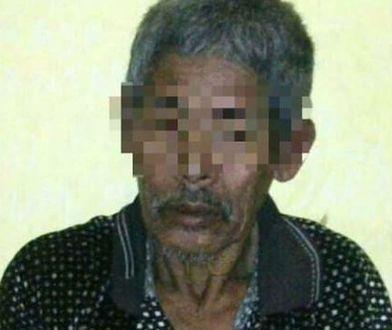 Szaman oskarżony o uwięzienie dziewczynki w jaskini na 15 lat.