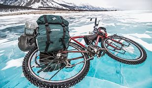 Rowerem po Bajkale - zdjęcia Jakuba Rybickiego