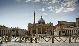 Bazylika św. Piotra jest symbolem Watykanu