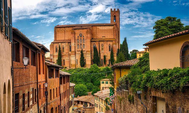Malownicza Siena