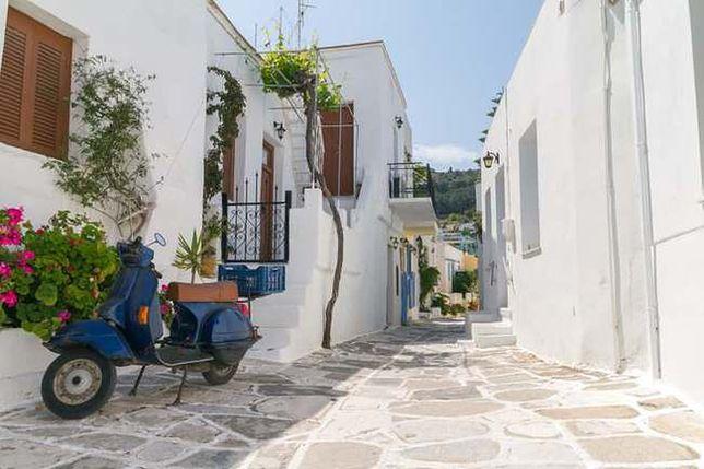 Miejsce 10. Zagłębie marmuru - wyspa Paros, Grecja