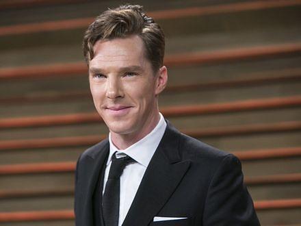 Benedict Cumberbatch odwiedzi Polskę