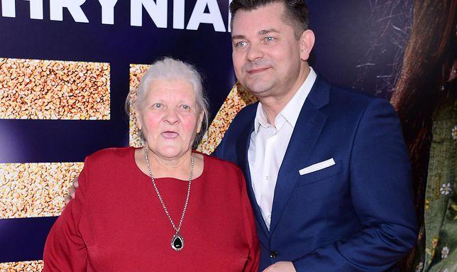 Zenek Martyniuk spędzi święta bez mamy. Muzyk boi się o jej zdrowie