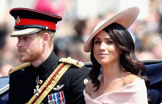 Meghan Markle i książę Harry wypowiedzieli się na temat koronawirusa. Podejmą konkretne kroki