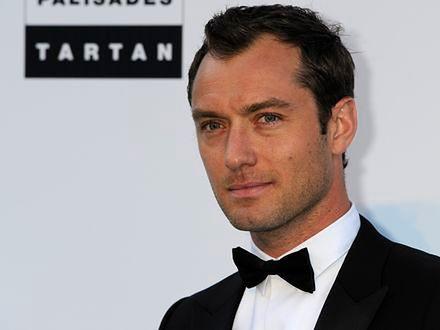 Jude Law: Nie jestem celebrytą!
