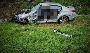 Legnica. Śmiertelny wypadek na autostradzie A4. Jest śledztwo prokuratury