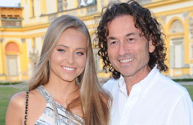 Agata Rubik opublikowała  zdjęcie z mężem