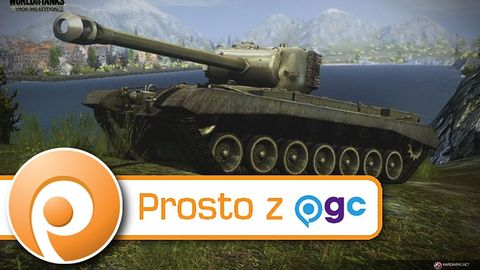 Prosto z Gamescom: Wargaming nie zwalnia tempa - widzieliśmy World of Tanks na 360 i iPadzie