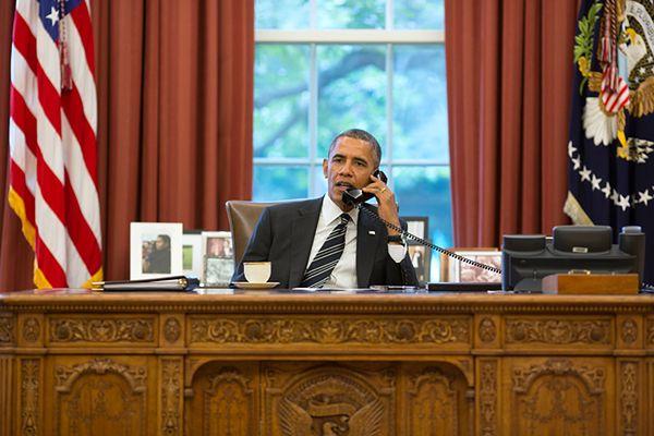 Putin i Obama rozmawiali na temat konferencji ws. Syrii