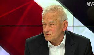 Kornel Morawiecki jest przeciwko usuwaniu pomników Armii Czerwonej