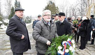 Uroczystości organizował Związek Żołnierzy Wojska Polskiego.