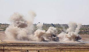 Rebelianci wspierani przez Turcję wyzwolili miejscowości w płn. Syrii