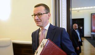 Decyzja dotycząca wotum zaufania dla premiera Mateusza Morawieckiego zapadła podczas posiedzenia w Jachrance