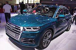 """Audi Q5: mniejsza """"siódemka"""""""