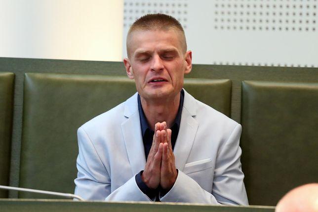 Tomasz Komenda walczy o niemal 19 mln zł. Wniosek właśnie trafił do sądu