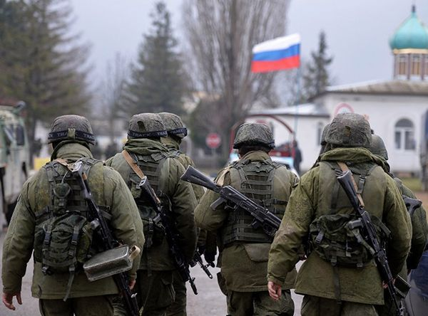 Rosyjska wojna informacyjna - lekcja z Ukrainy