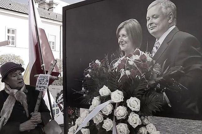 7. rocznica katastrofy smoleńskiej - momenty wzruszenia i refleksji