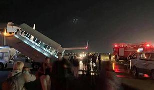 """Horror w polskim samolocie. """"Maszyna się zapaliła. Awaryjne lądowanie w Etiopii"""""""