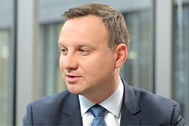 Kaczyński oddał Dudzie swoją stylistkę