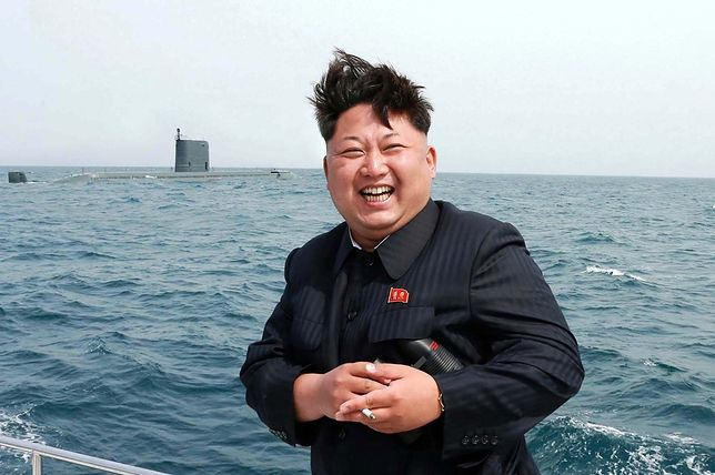 Jest potwierdzenie. Kim Dzong Un był w Pekinie