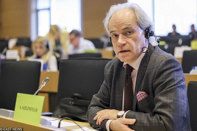 Adam Szejnfeld rezygnuje ze startu do Brukseli