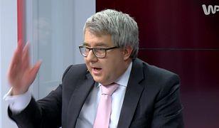 Dariusz Bruncz: Czarnecki jest ofiarą. Ofiarą samego siebie