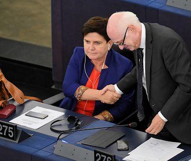 Kapitulacja PiS-u ws. Szydło. Wokół partii w PE roztoczono kordon sanitarny