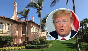 Floryda oczkiem w głowie prezydenta USA. Właśnie tam znajduje się drugi Biały Dom