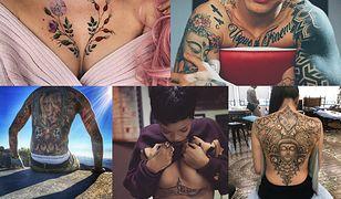 Tatuaże w łatwych do zakrycia miejscach sprawdzą się w różnych miejscach pracy