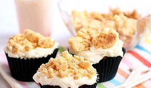 Milk crumb cupcakes