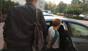 Warszawa. Sprzedawca molestował dziewczynki