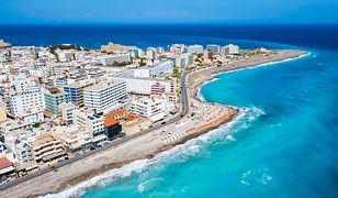 Rodos to jedna z najpopularniejszych greckich wysp